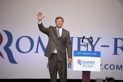 Kongresman Paul Ryan Obraz Royalty Free