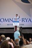 Kongresman Paul Ryan zdjęcie stock