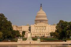 Kongresowy Biblioteczny Podsufitowy Waszyngton Fotografia Royalty Free