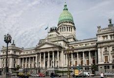 Kongresowy TARGET479_1_ Buenos Aires Argentyna obrazy royalty free
