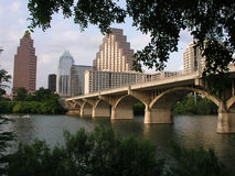 Kongress-Alleen-Brücke Stockbilder