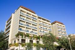 Kongress-Hotel Stockfoto