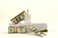 Kongress- utgifter arkivbild