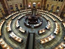 Kongressbibliothek Stockbild
