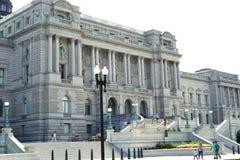 Kongressbibliothek - Jefferson-Gebäude Stockbild
