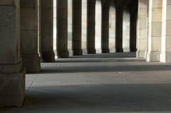 kongresshalle纽伦堡 免版税库存照片
