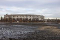 kongresshalle nuremberg стоковое фото rf