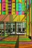 Kongressmitt i Montreal arkivfoton