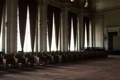 Kongressrum Arkivbild