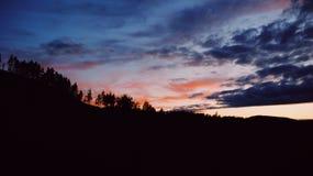 Kongsberg Norge royaltyfri fotografi