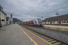 Kongsberg stacja Fotografia Stock