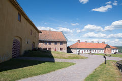 Kongsvinger Fortress. In Hedmark, Norway Royalty Free Stock Photos
