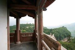 Kongtong góra Zdjęcia Stock