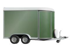 Konia transport Obraz Royalty Free