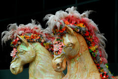 konie Zdjęcie Royalty Free