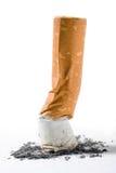 koniec papierosowa Obraz Stock