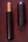 Konieczne rzeczy dla cygar Obrazy Stock