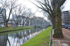 Konigsalle in Dusseldorf !!!. Most visiting place in Dusseldorf Stock Image