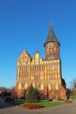 Konigsberg Cathedral Royalty Free Stock Photos