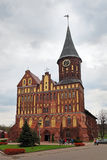 Konigsberg Cathedral Stock Image