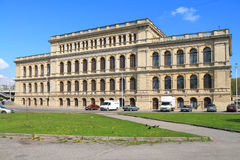 The Konigsberg exchange constructed in architectural style the neorenaissance Stock Photography