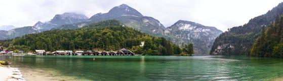 Konigsee Imagenes de archivo