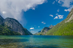Konigsee Royalty Free Stock Images
