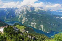 Konigsee, Germany Royalty Free Stock Photography
