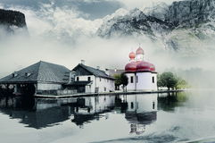 Konigssee Royalty Free Stock Photo