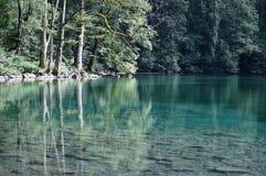Konigssee湖 免版税库存图片