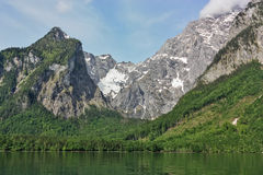Konigssee,Bavaria,Germany Stock Photography