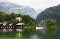 Konigssee,Bavaria,Germany Stock Images