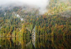 Konigssee lake, Germany Stock Image