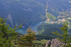Konigssee Royalty Free Stock Photography