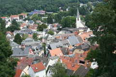 Konigstein im Taunus Стоковое фото RF
