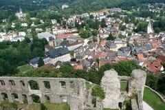 Konigstein im Taunus Stock Image