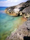 Konijneiland op Lampedusa, Sicilië Stock Fotografie