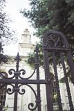 Konin, Polen Historische Synagoge der kleinen polnischen Stadt nannte Konin Größere Polen-Provinz Stockbilder