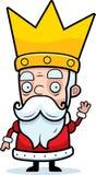 Koning Royalty-vrije Stock Foto's