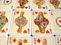 Koning & koningin stock fotografie