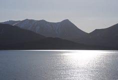 Koning Cove Alaska royalty-vrije stock foto's
