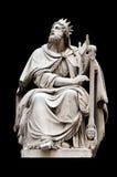 Koning David Stock Afbeelding