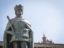 Koning Duarte, Portugal Stock Foto
