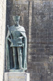 Koning Duarte, Portugal Royalty-vrije Stock Foto's