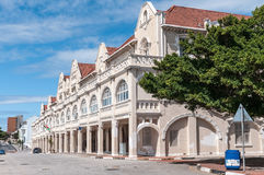 Koning Edward Hotel, Port Elizabeth royalty-vrije stock foto's