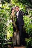 Koning en Koningin Royalty-vrije Stock Foto
