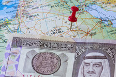 Saudi-Arabië Stock Afbeeldingen