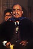 Koning Hussein van Jordanië royalty-vrije stock foto's