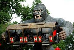 Koning Kong Stock Foto