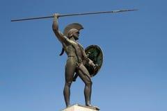 Koning Leonidas royalty-vrije stock foto's